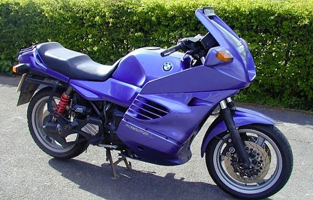 1993 BMW Motorcycle