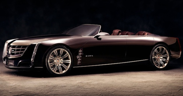 2012 Cadillac Ciel Concept