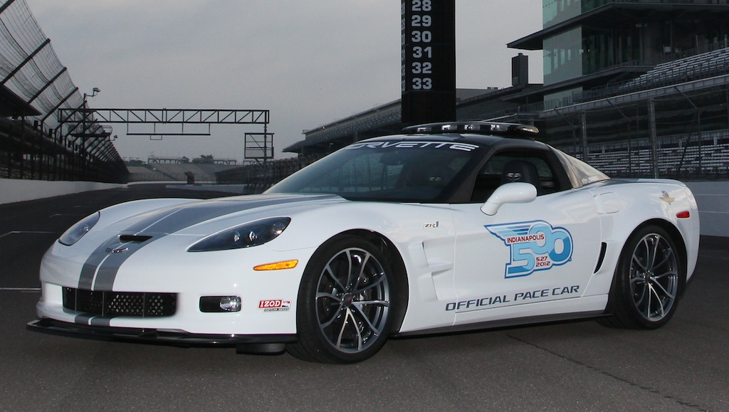 2013 Chevrolet Corvette ZR1 Indy Pace Car