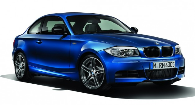 2013 BMW 135is price starts at $44,415, gets a total of 320-hp