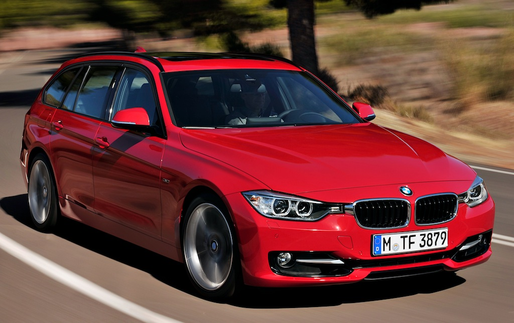 2013 BMW 3 Series Sport Wagon