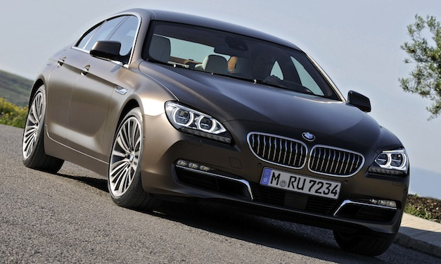 2013 BMW 650i Gran Coupe price starts at $87,395, packages and options pricing released