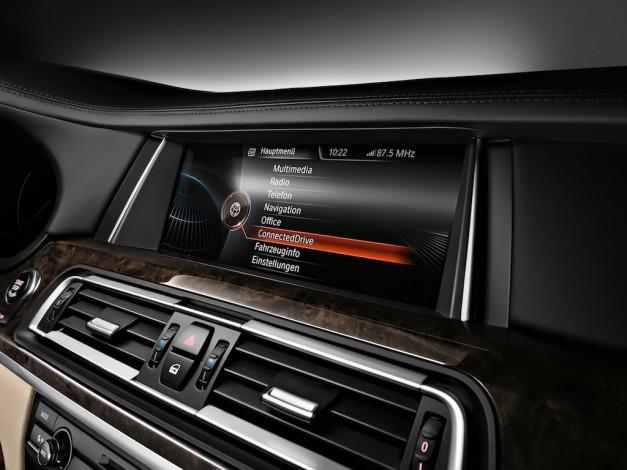 2013 BMW 7-Series Interior Center Dash - egmCarTech ...