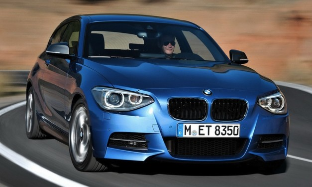 Production 2013 BMW M135i unveiled, not coming to the U.S. (w/ Video)