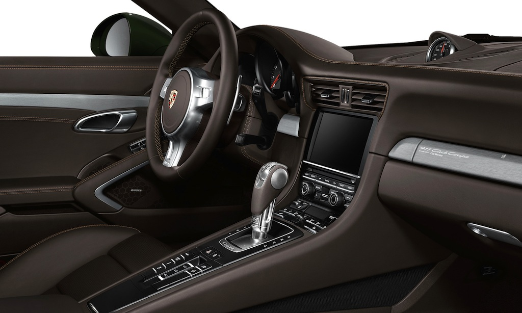 2013 porsche 911 club coupe interior egmcartech for Porsche 911 interieur