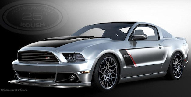 2013 Roush Stage 3 Ford Mustang