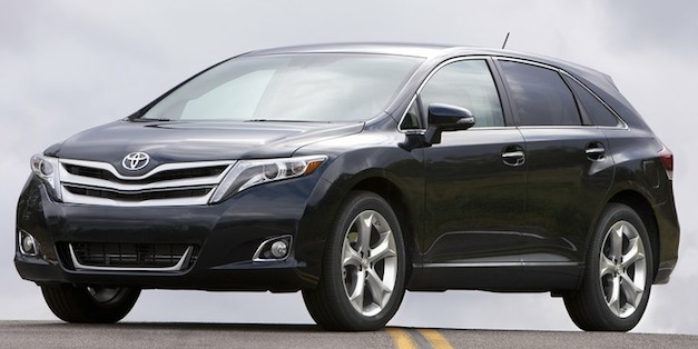 2013 Toyota Venza price starts at $27,700