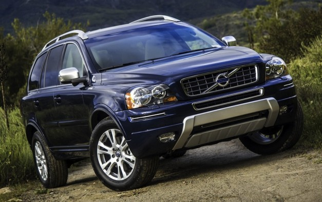 2013 Volvo XC90 gets slight upgrades, starts at $39,500