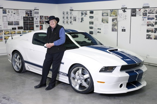 BREAKING: Carroll Shelby dies at age of 89