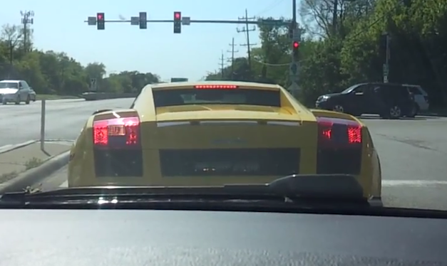 Lamborghini Gallardo Video