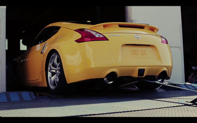 Nissan Project 370Z