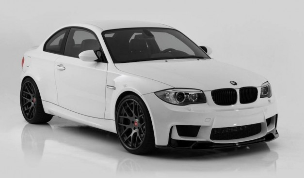 Vorsteiner gives BMW 1-Series M Coupe a slight bump in power