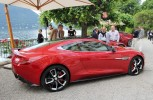 Aston Martin AM310 Concept Rear 7/8 View