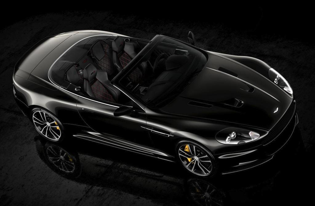 2013 Aston Martin DBS Ultimate - egmCarTech