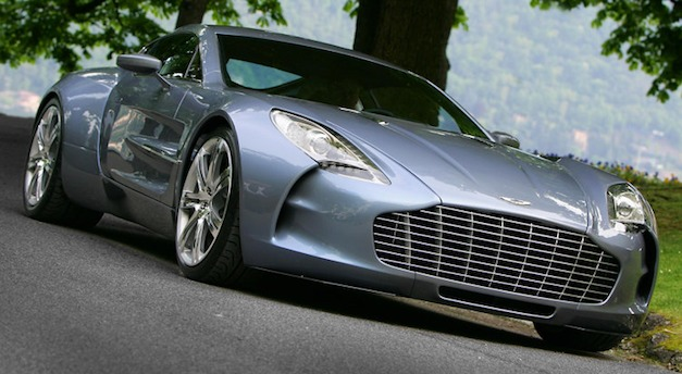 Report: Aston Martin CEO confirms 'entirely new model', to be unveiled this summer