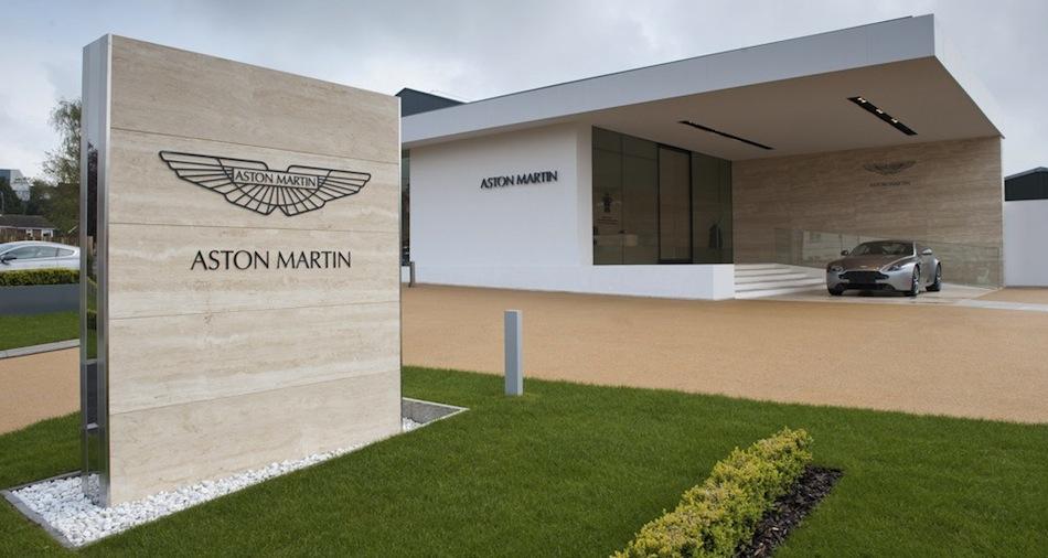 Aston Martin Newport Pagnell