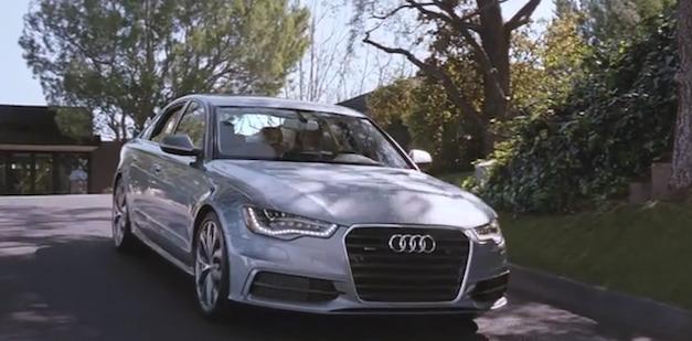 Audi A6 Alien