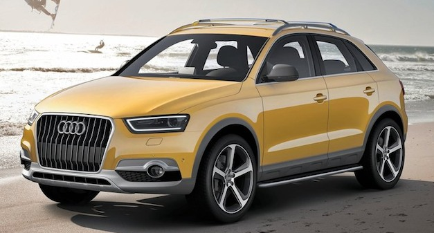 Report: Audi working on Q2 crossover