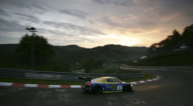 Audi R8 LMS Ultra helps brand claim first overall victory at Nurburgring 24 Hour Race