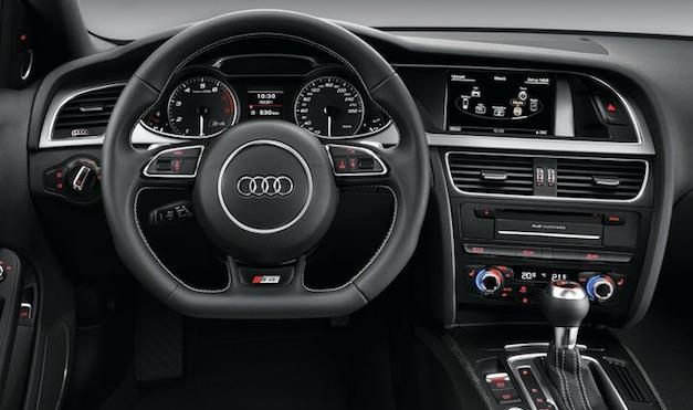 Audi S4 Interior