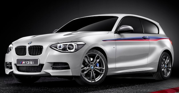 Report: BMW considerings M Performance 7-Series, production M135i won't come to U.S.