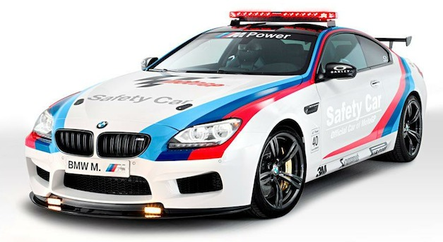BMW M6 MotoGP Safety Car unveiled