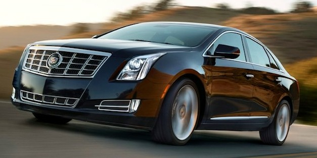 Report: Cadillac working on 7-passenger crossover, small crossover, $100,000+ RWD sedan