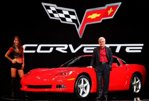 Chevrolet Corvette coming to South Korea