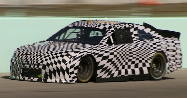 Chevrolet SS NASCAR Prototype