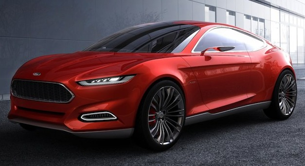 Report: 2015 Ford Mustang to be smaller, sleeker and lighter