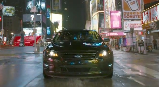 Video: Ford Taurus SHO to be featured in Men in Black 3