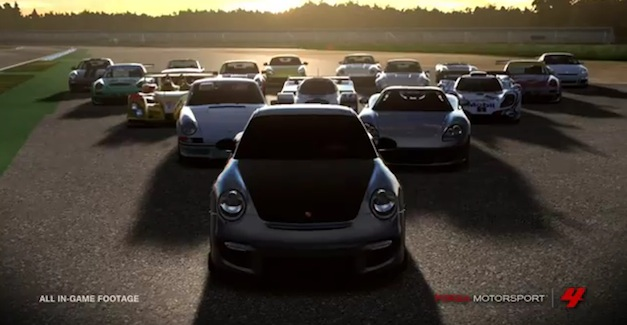 Porsche Expansion Pack for Forza 4