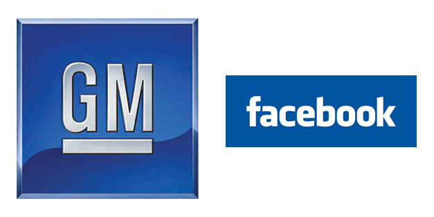 General Motors and Facebook