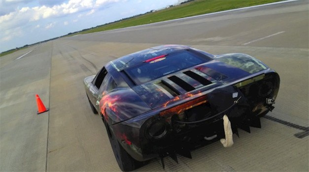 Hennessey Ford GT 212.9 MPH