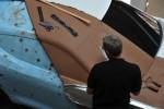 Jaguar C-X16 Concept Clay Form