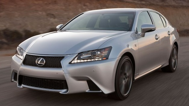 Lexus: We want to be looked at more than an upgraded Toyota