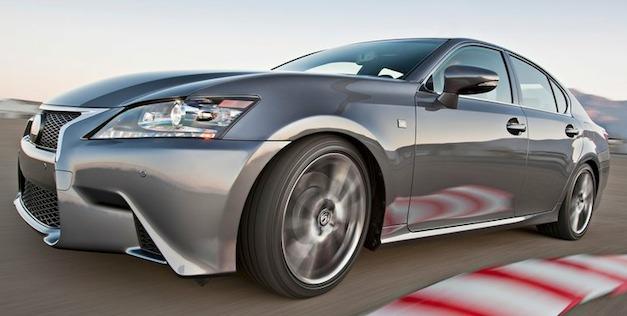 Lexus GS F Sport
