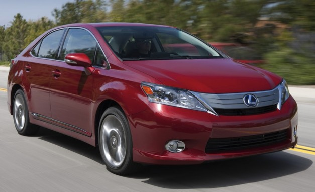 Toyota recalls select RAV4s and Lexus HS250h vehicles