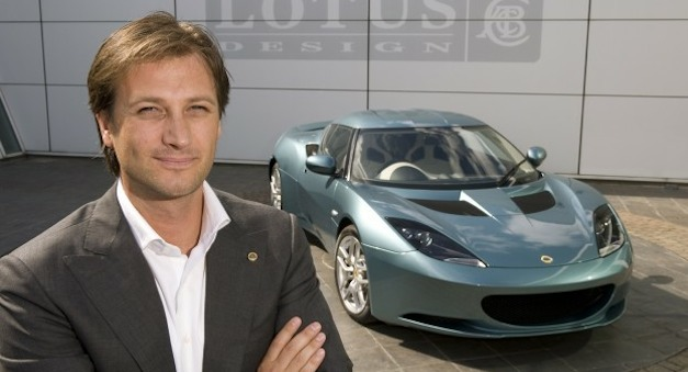 Lotus CEO Dany Bahar