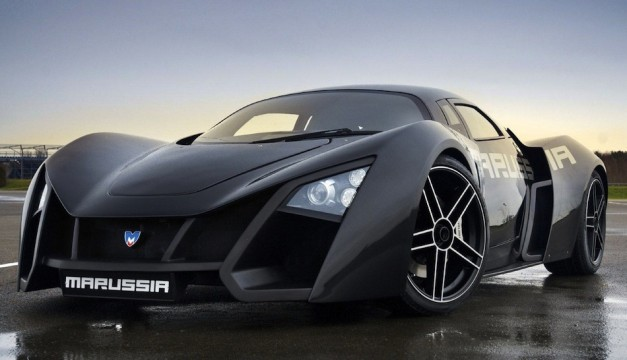 Report: Marussia B2 sports car sold out