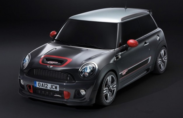 The fastest Mini ever: Mini John Cooper Works GP unveiled