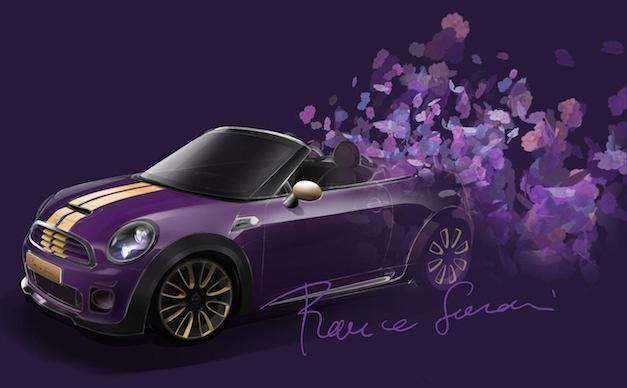 Mini Life Ball Roadster