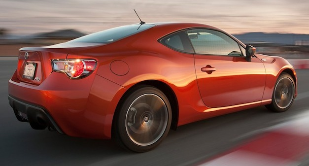 Report: Scion FR-S to get a convertible variant for the 2014 model year