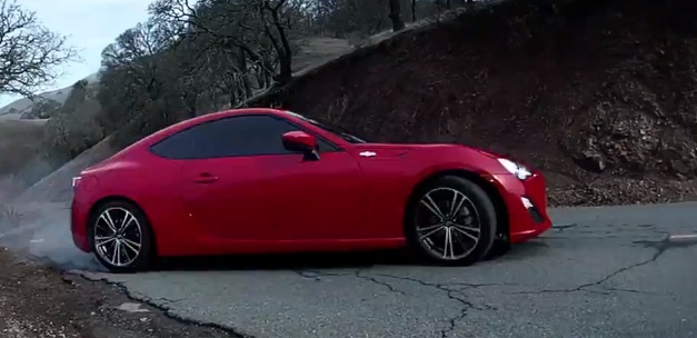 Video: 2013 Scion FR-S gets its first commercial, 'Sport Is Back'