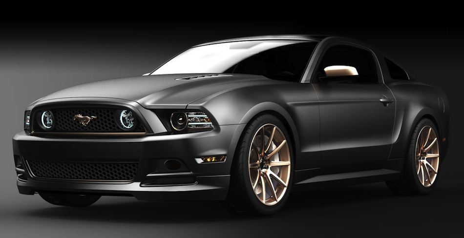 High Gear Ford Mustang