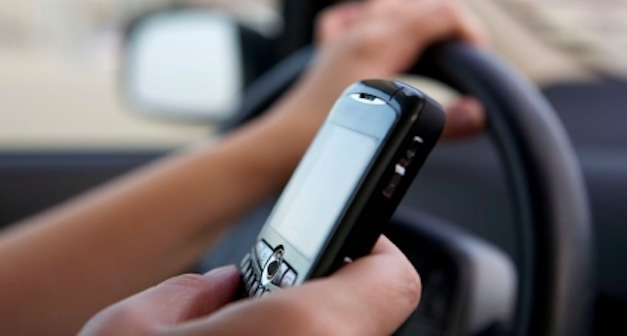 Sending Text while Driving