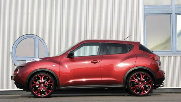 Senner Tuning Nissan Juke
