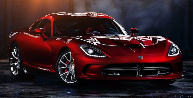 Marchionne: Ferrari boss was 'speechless' after checking out the SRT Viper