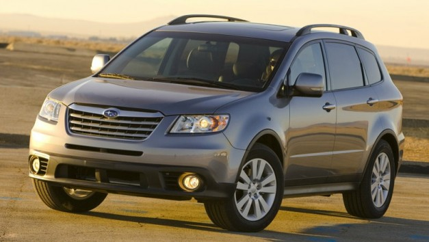 Report: A Subaru Tribeca successor still a possibility