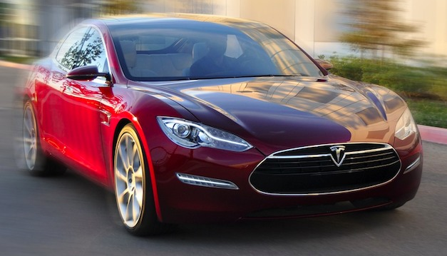 Report: Tesla Model S sedan deliveries to begin next month